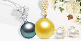 Pearl Pendant Settings